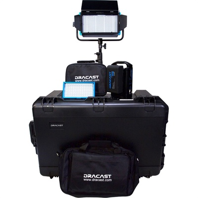 Dracast Webcast Plus 2-Light Kit (Bi-Color)