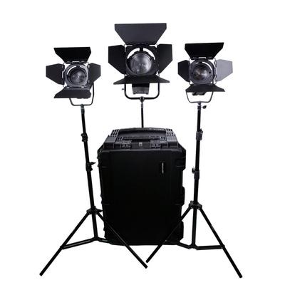 Dracast LED 2000W 3200K Tungsten 3-Light Kit