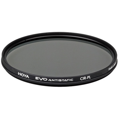 Hoya 37mm EVO Antistatic Circular Polarizer Filter