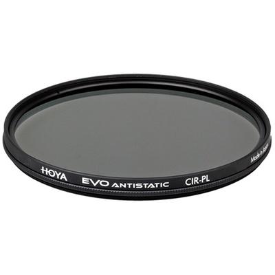 Hoya 58mm EVO Antistatic Circular Polarizer Filter