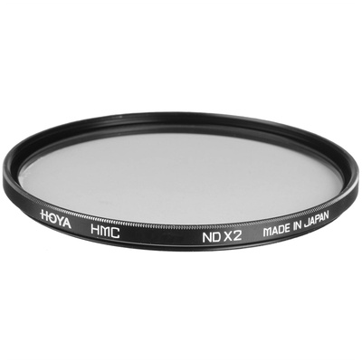 Hoya 55mm HMC Solid Neutral Density 0.3 Filter (1 Stop)