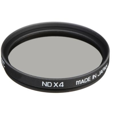 Hoya 37mm HMC Solid Neutral Density 0.6 Filter (2 Stop)