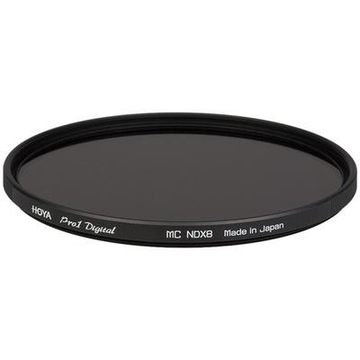 Hoya 55mm Neutral Density (ND) 0.9 Pro 1 Digital Multi-Coated Glass Filter