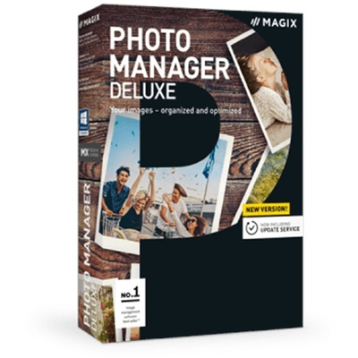 MAGIX Photo Manager Deluxe (Academic, Download)