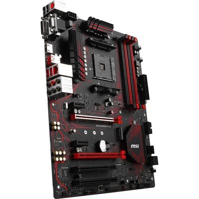 MSI B350 Gaming Plus AM4 ATX Motherboard
