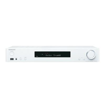 Onkyo TXL50 5.1 Channel Slim AV Receiver (White)