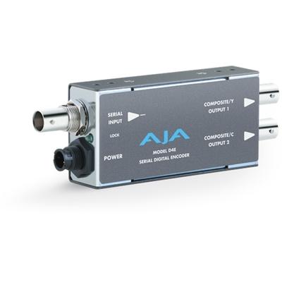 AJA D4E Composite Analog Converter