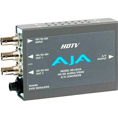 AJA HD10CEA Video/Audio Converter