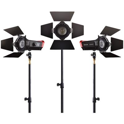 Aputure LS-mini20 3-Light Flight Kit with Stands