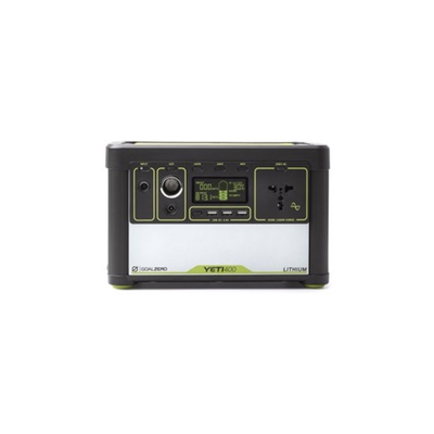 Goal Zero Yeti 400 Lithium Portable Power Station (230v)