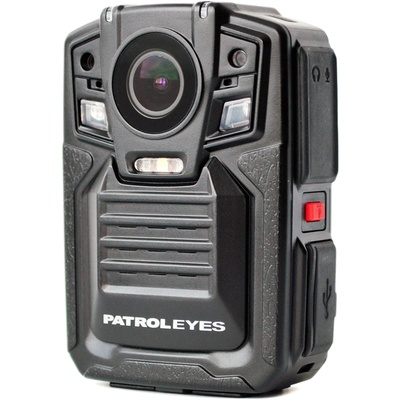 PatrolEyes DV5-2 1296p Body Camera with Night Vision and GPS