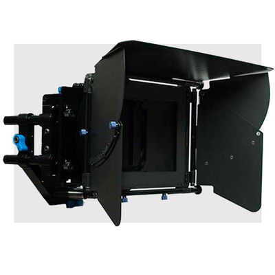 Redrock Micro Mattebox (Deluxe bundle) (Red accent)