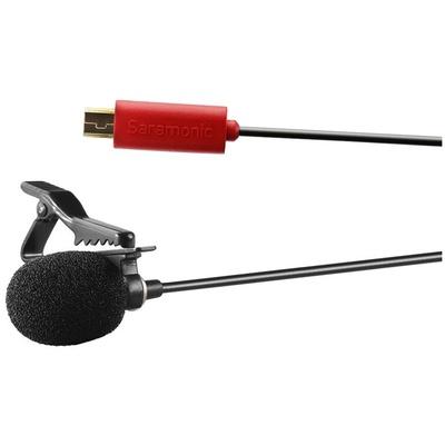 Saramonic SR-GMX1 USB Lavalier Microphone for GoPro HERO3, HERO3+ & HERO4