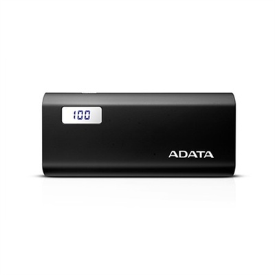 ADATA P12500D Power Bank 12500mAh (Black)