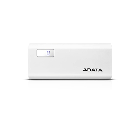 ADATA P12500D Power Bank 12500mAh (White)