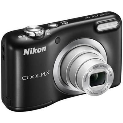 Nikon COOLPIX A10 Digital Camera (Black)