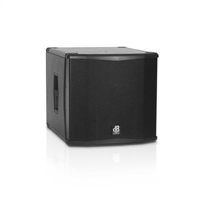 dB Technologies SUB 15H Semi Horn-Loaded Active Class-D Subwoofer
