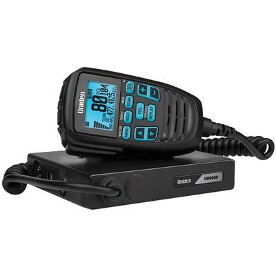 Uniden UH9060 Mini Compact UHF CB Mobile Radio
