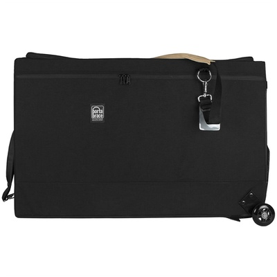 PortaBrace Light-Pack Case with Rigid Frame for Arri SkyPanel S60 (Black)