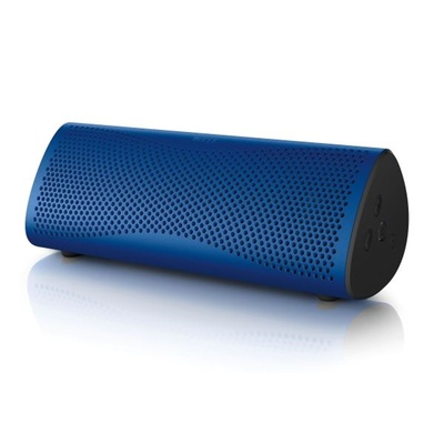 KEF MUO Wireless Portable Speaker (Blue)