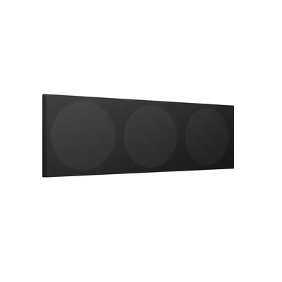 KEF Cloth Grille For Q650 Speaker (Black)