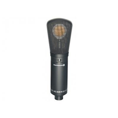 Beyerdynamic MC 840 Studio Condenser Microphone With Adjustable Polar Pattern