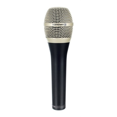 Beyerdynamic TG V50d s Dynamic Vocal Microphone With Lockable Switch