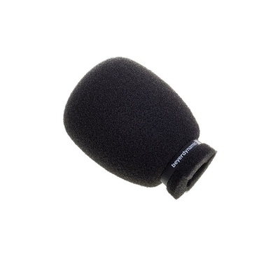 Beyerdynamic WS56 Windscreen for TG H56c (Pack of 4) (Black)