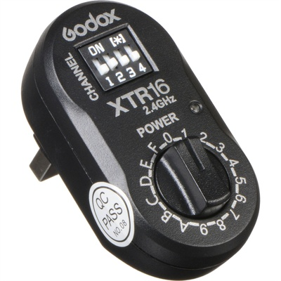 Godox XTR16 Wireless Power-Control Flash Trigger Receiver