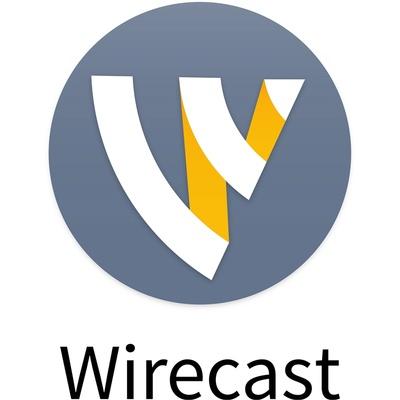 Telestream Wirecast Studio 8 for Mac (Upgrade from Studio 7)