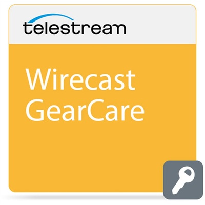 Telestream Wirecast GearCare