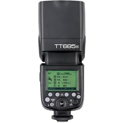 Godox TT685N Thinklite TTL Flash with XProN Trigger Kit for Nikon Cameras