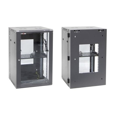 DYNAMIX RSFDS18 18RU Universal Swing Frame Cabinet