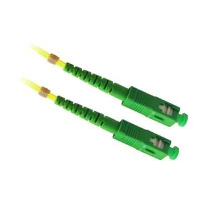 DYNAMIX 9u SC APC/SC APC Fibre Lead (Duplex, Single Mode, 2m)