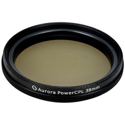 Aurora-Aperture PowerCPL 39mm Gorilla Glass Circular Polarizer Filter