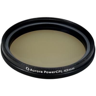 Aurora-Aperture PowerCPL 43mm Gorilla Glass Circular Polarizer Filter