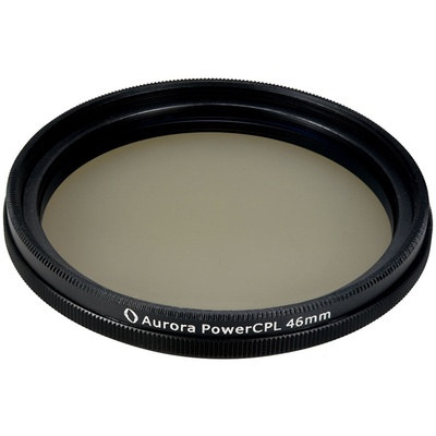 Aurora-Aperture PowerCPL 46mm Gorilla Glass Circular Polarizer Filter