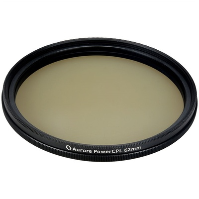 Aurora-Aperture PowerCPL 62mm Gorilla Glass Circular Polarizer Filter