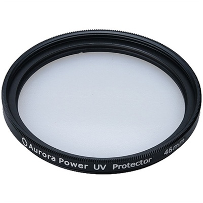 Aurora-Aperture PowerUV 46mm Gorilla Glass UV Filter