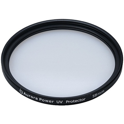 Aurora-Aperture PowerUV 58mm Gorilla Glass UV Filter