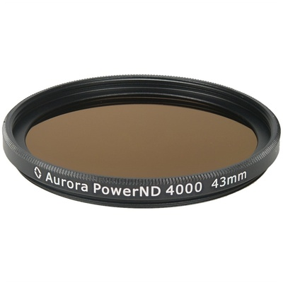 Aurora-Aperture PowerND ND4000 43mm Neutral Density 3.6 Filter