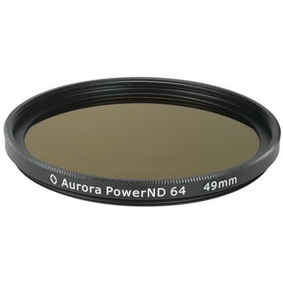 Aurora-Aperture PowerND ND64 49mm Neutral Density 1.8 Filter