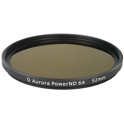 Aurora-Aperture PowerND ND64 52mm Neutral Density 1.8 Filter