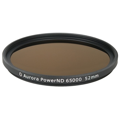 Aurora-Aperture PowerND ND65000 52mm Neutral Density 4.8 Filter