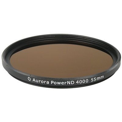 Aurora-Aperture PowerND ND4000 55mm Neutral Density 3.6 Filter