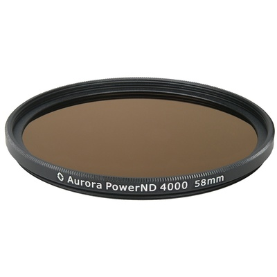 Aurora-Aperture PowerND ND4000 58mm Neutral Density 3.6 Filter