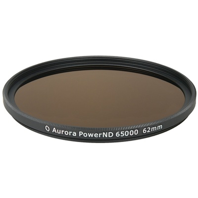 Aurora-Aperture PowerND ND65000 62mm Neutral Density 4.8 Filter