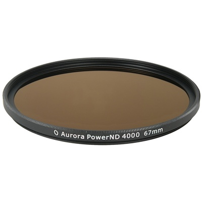 Aurora-Aperture PowerND ND4000 67mm Neutral Density 3.6 Filter