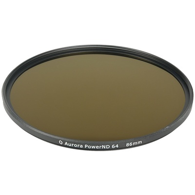 Aurora-Aperture PowerND ND64 86mm Neutral Density 1.8 Filter