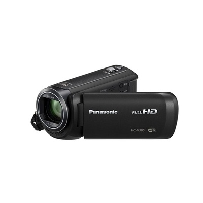 Panasonic HC-V385 Full HD Camcorder (Black)